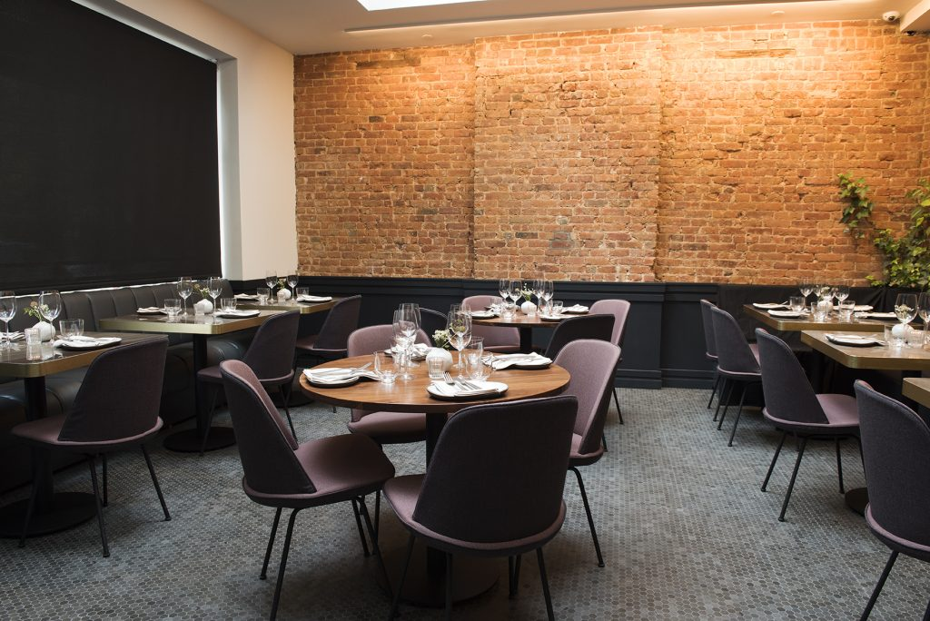 MEAT restaurant space for party